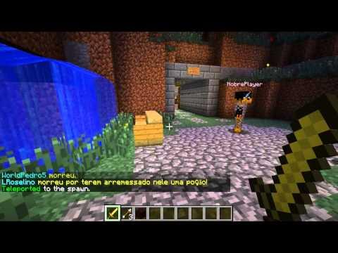 Meu Server Minecraft MedievalPvP