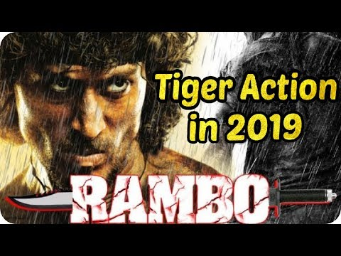 Tiger Shroff RAMBO Action in 2019 || Upcoming Bollywood Action Movie