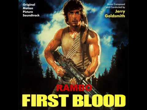 Rambo 1 Soundtrack First Blood   It's A Long Road Instrumental C'est Une Longue Route   11 video