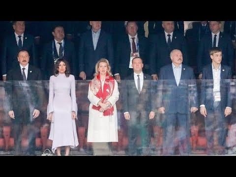 В Москве состоялось открытие ЧМ 2018