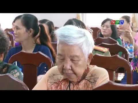 Công nhận mô hình 'Phụ nữ phường Bùi Hữu Nghĩa tích cực tham gia giữ gìn an ninh trật tự'
