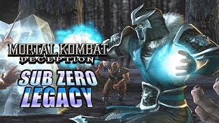 HaraKiri Horsesh*t! - SUB-ZERO LEGACY: Mortal Kombat Deception (PS2 2004)