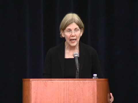 Mario Savio Memorial Lecture - Elizabeth Warren