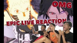 OMG MEILLEUR EPISODE DE BORUTO !!! (EP65) - LIVE REACTION EPIC