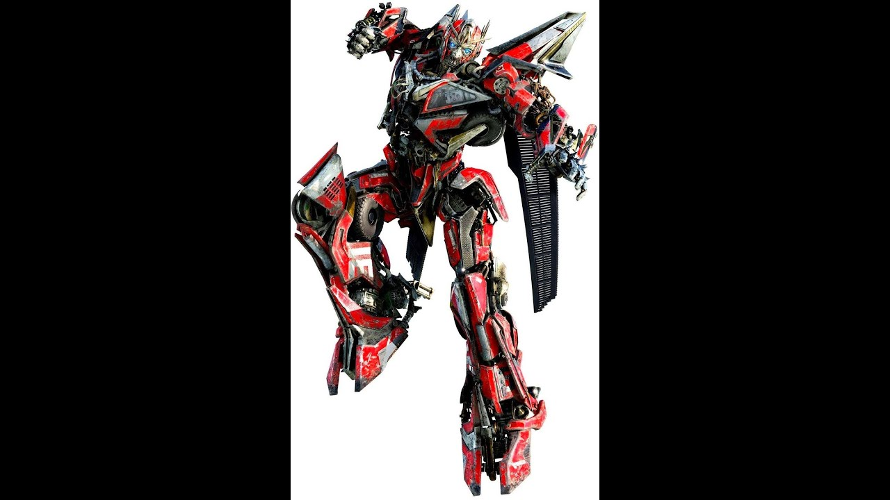 Transformers Dark of the Moon Characters - YouTube