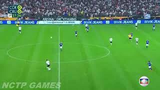 Corinthians x Cruzeiro copa do Brasil 2018 ( melhores momentos completo/