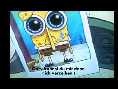 Sponge bob - Gary Komm Heim - Gary Come Home