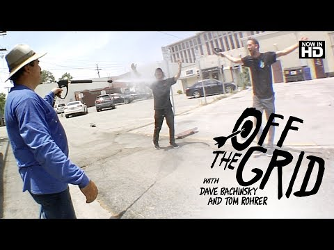 Dave Bachinsky & Tom Rohrer - Off The Grid