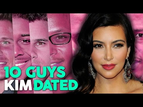 "10 Guys Who Kim Kardashian Has ""Dated"""