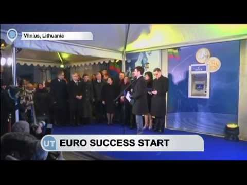 Lithuania Transition to Euro Goes 'Rather Smoothly': Last Baltic state joins EU currency Eurozone