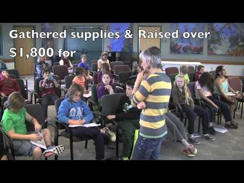 Mount Madonna School 5th grade Siemens Challenge 2014