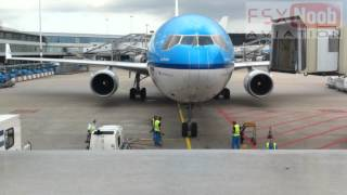 KLM MD-11 Parking Perfection HD