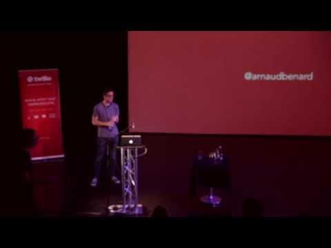 Arnaud Benard: iOS development with Javascript and Cordova, is it time to Swift? - EpicFEL 2014