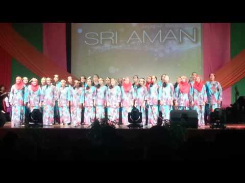 Sri Aman In Musical Colours 2015 - Malay Children Folk Songs Medley video