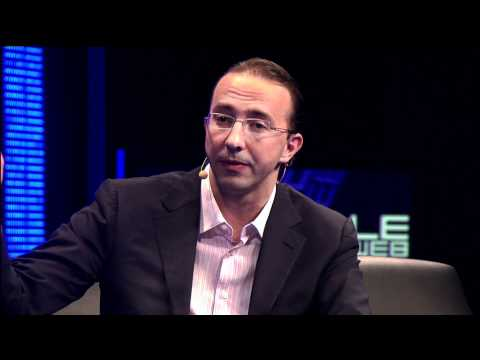 LeWeb 2010 - Alexander Tamas, Partner DST International - Money Talks