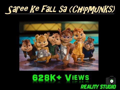 saree ke fall sa(hindi) chipmunks