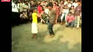Bd kid couple open place dance by Shahid/230