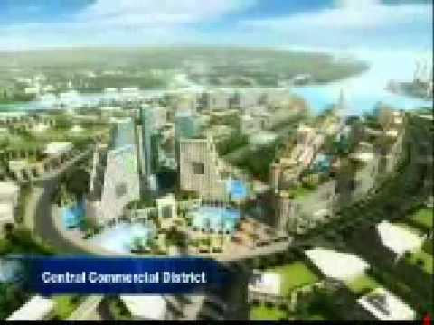 Saudi Arabia now - Economic City number 1