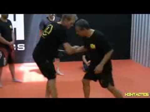 Edged Weapon Work - Avi Nardia - Kapap Image 1