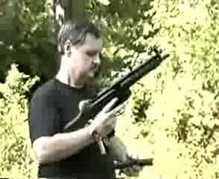 British Sten Gun, Hk Mp5, & Reising Model 50 Submachine Gun video