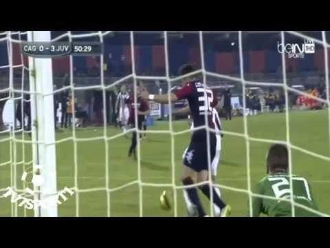 Cagliari vs Juventus 1-3