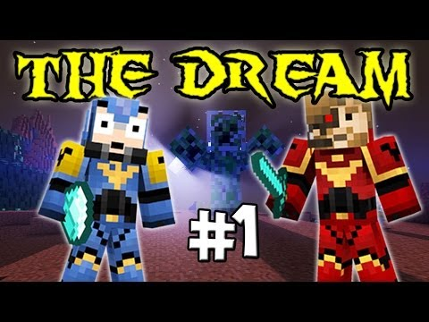 THE DREAM - Ep.1 : SpiderBob - Fanta et Bob Minecraft Modpack