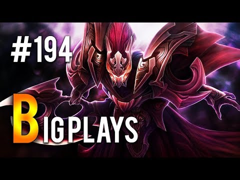 Dota 2 - Big Plays Moments - Ep. 194