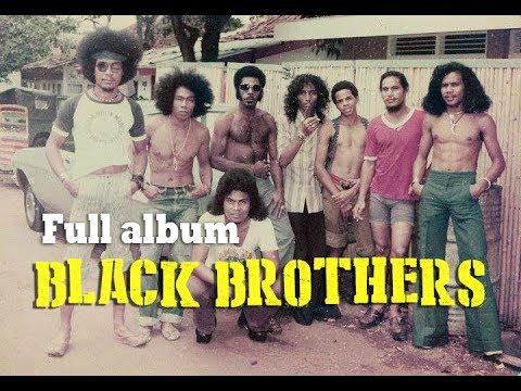 Black Brothers - Full Album   Lagu Papua