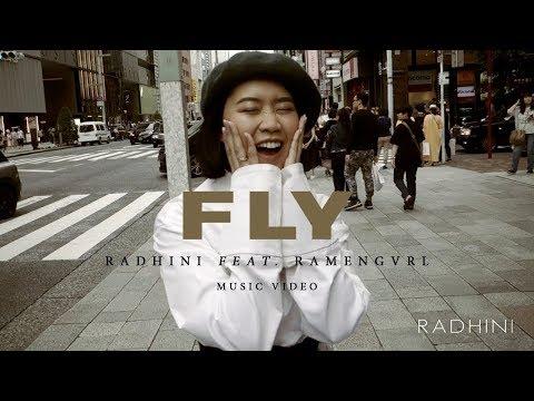 RADHINI feat. RAMENGVRL - FLY