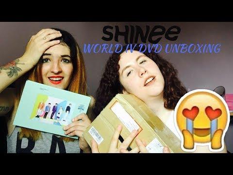download lagu Unboxing Shinee`s Shinee World Iv In Seoul Dvd gratis