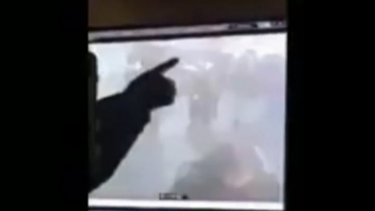CCTV footage appears to show moment of New York subway bombing