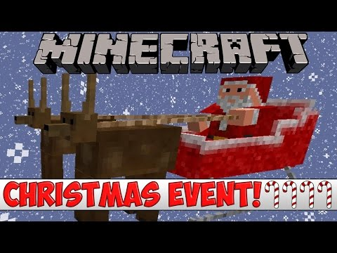 Minecraft Bukkit Plugin - Christmas Event - Tutorial