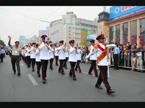 March of the Singapore Armed Forces Bands