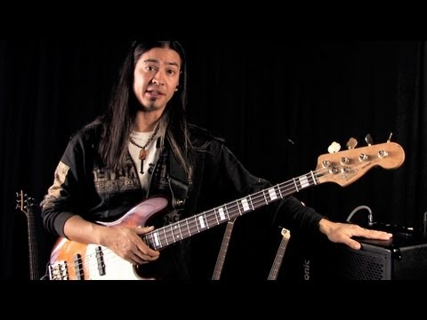 BG250 Combo Bass Amp