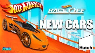 Hot Wheels Race Off - All New Cars 2018 ( more on the way )