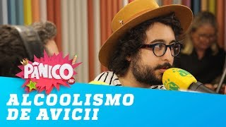 download musica Zeeba conta histórias sobre o alcoolismo de Avicii