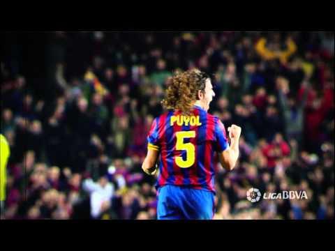 Carles Puyol - legenda FC Barcelony