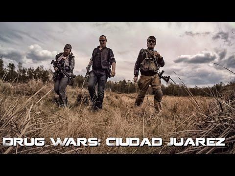 Drug Wars: Ciudad Juarez-Polish Airsoft Game