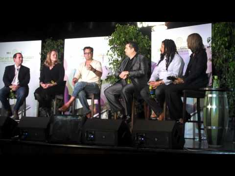 Grammy Green Panel. Sustanable tours2.MP4
