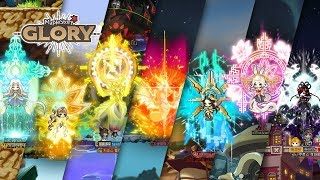 KMST 1.2.087 - MapleStory GLORY ALL New Common 5th Job Skills Showcase + Explanation (OLD)