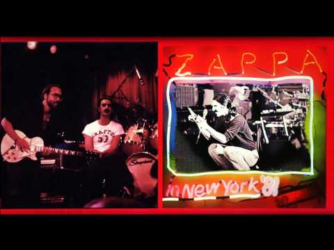 Frank Zappa - Clowns On Velvet