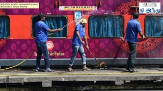 Railway Budget 2015 Special Bulletin | Tamil The Hindu