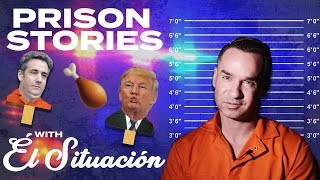 Smuggling Chicken in Federal Prison with Michael Cohen - Mike the Situation's Prison Stories