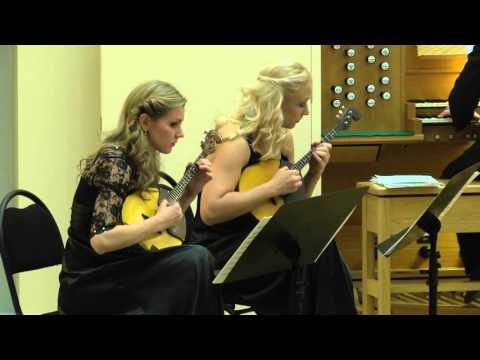 Альбинони, Томазо Джованни - Трио-соната Op.1 № 6 ля минор
