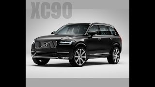 Volvo XC90 2017 India Review, On Road Price and Mileage
