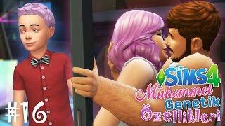 YENİ AŞK, YENİ GENETİKLER! - The Sims 4 Mükemmel Genetik Özellikleri - #16