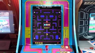 New Animated Bezel: Ms. Pac-Man
