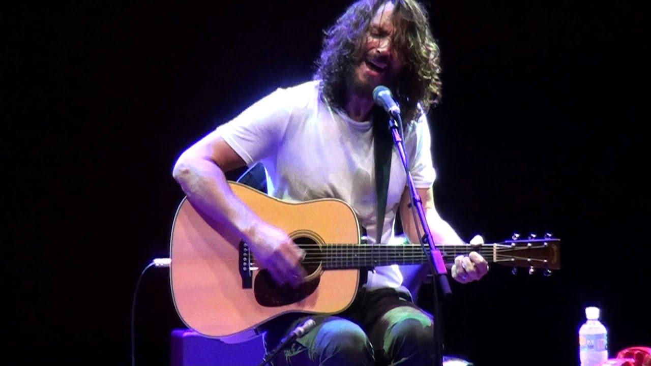 Chris Cornell - Sunshower - YouTube
