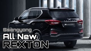 Ssangyong All Naw REXTON WALK around & Review [all new rexton] [Mahindra G4]