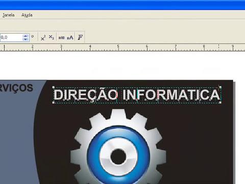 como criar um cartão de visita no corelDraw x3.wmv